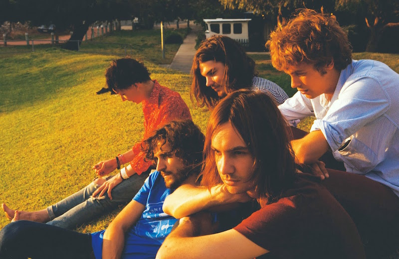 Tame Impala (Photo by Matt Saville)