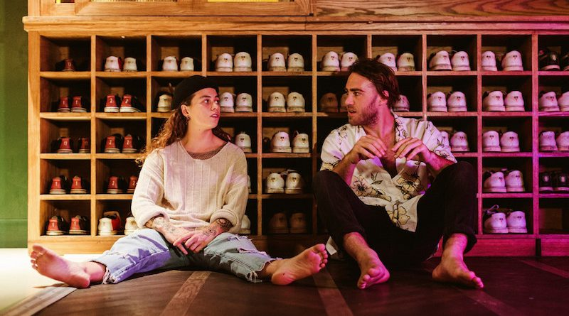 Tash Sultana and Matt Corby