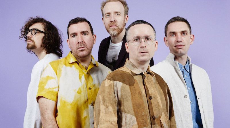 Hot Chip (Photo by Ronald Dick)